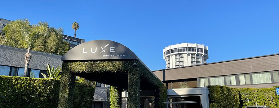 Hotel Luxe Sunset Blvd