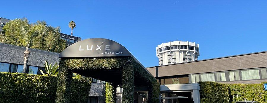 Hotel Luxe Sunset Blvd
